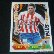 Cromos de Fútbol: ADRENALYN 2011/2012 - PANINI - 366 BOTÍA ( PLUS DEFENSA ) - SPORTING GIJÓN - 11 12 - . Lote 85420391