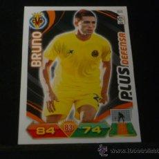 Cromos de Fútbol: ADRENALYN 2011/2012 - PANINI - 369 BRUNO ( PLUS DEFENSA ) - VILLARREAL CF - 11 12 - . Lote 38634128