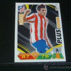 Cromos de Fútbol: ADRENALYN 2011/2012 - PANINI - 372 KOKE ( PLUS JUNIOR ) - AT. MADRID - 11 12 - . Lote 38634153