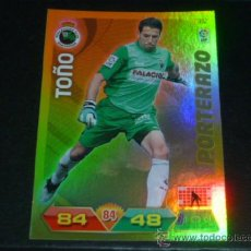 Cromos de Fútbol: ADRENALYN 2011/2012 - PANINI - 382 TOÑO ( PORTERAZO ) - RACING SANTANDER - 11 12 - . Lote 38634248