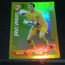 Cromos de Fútbol: ADRENALYN 2011/2012 - PANINI - 384 JAVI VARAS ( PORTERAZO ) - SEVILLA FC - 11 12 - . Lote 119988099