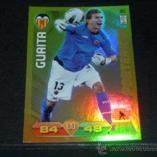 Cromos de Fútbol: ADRENALYN 2011/2012 - PANINI - 385 GUAITA ( PORTERAZO ) - VALENCIA CF - 11 12 - . Lote 38634285