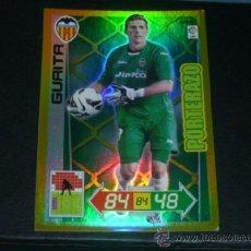 Cromos de Fútbol: ADRENALYN 2012/2013 - PANINI - 386 GUAITA ( PORTERAZO ) - VALENCIA CF - 12 13 - . Lote 51175300