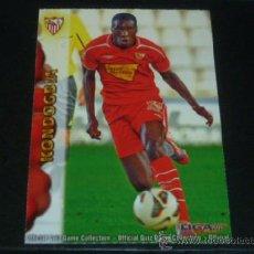Cromos de Fútbol: MUNDICROMO 2012 2013 QUIZ GAME - 225 KONDOGBIA - SEVILLA FC - 12 13 - . Lote 39450289