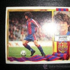 Cromos de Fútbol: BAKERO DEL BARCELONA ALBUM ESTE LIGA 1995 - 1996 ( 95 - 96 ). Lote 269464408
