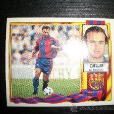 Cromos de Fútbol: CUELLAR DEL BARCELONA ALBUM ESTE LIGA 1995 - 1996 ( 95 - 96 ). Lote 269464703