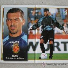 Cromos de Fútbol: ESTE 98-99 ROA MALLORCA 1998-1999 . Lote 39213929