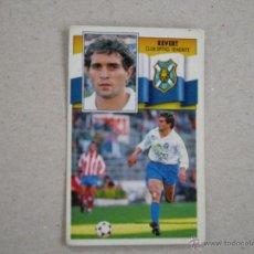 Fußball-Sticker - ESTE 90-91 REVERT TENERIFE 1990-1991 NUNCA PEGADO - 49363273