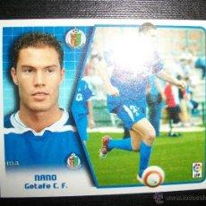 Figurine di Calcio: NANO DEL GETAFE ALBUM ESTE LIGA 2005 - 2006 ( 05 - 06 ) . Lote 65693166