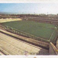 Cromos de Fútbol: CROMOS CANO FUTBOL 83 84. ESTADIO LUIS SITJAR DEL MALLORCA. SIN PEGAR. CROMOS CANO 1983 1984. Lote 39399920