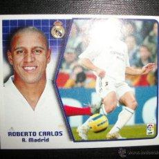 Cromos de Fútbol: ROBERTO CARLOS DEL REAL MADRID ALBUM ESTE LIGA 2005 - 2006 ( 05 - 06 ). Lote 269461153