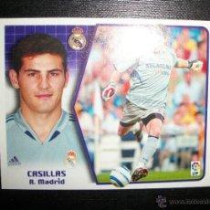 Cromos de Fútbol: CASILLAS DEL REAL MADRID ALBUM ESTE LIGA 2005 - 2006 ( 05 - 06 ). Lote 269462033
