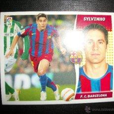 Cromos de Fútbol: SYLVINHO DEL BARCELONA ALBUM ESTE LIGA - 2006- 2007 ( 06 - 07 ). Lote 263179840