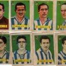 Cromos de Fútbol: CORUÑA EQUIPO COMPLETO DE BRUGUERA 1949-50 SERIE PEQUEÑA, SACADOS DE ALBUM. Lote 39689282