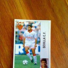 Cromos de Fútbol: JUANITO, SEVILLA, LIGA 95 96 PANINI 1995 1996 . Lote 39895743