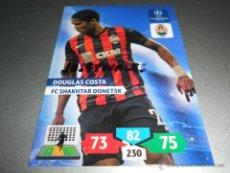 douglas costa-FC Shakhtar Donetsk Adrenalyn XL Champions League 13//14