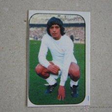 Cromos de Fútbol: ESTE 76-77 GUERINI REAL MADRID 1976-1977 NUEVO. Lote 40092831