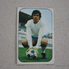 Cromos de Fútbol: ESTE 76-77 DUÑABEITIA ZARAGOZA 1976-1977 U NUNCA PEGADO. Lote 128698543