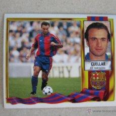 Cromos de Fútbol: ESTE 95-96 CUELLAR BARCELONA 1995-1996 . Lote 40280511