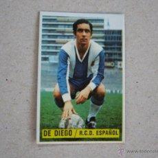 Cromos de Fútbol: ESTE 74-75 BAJA DE DIEGO ESPAÑOL 1974-1975 NUEVO . Lote 40294117