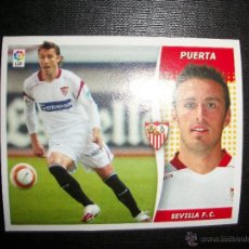 Cromos de Fútbol: PUERTA DEL SEVILLA ALBUM ESTE LIGA - 2006- 2007 ( 06 - 07 ). Lote 183398260
