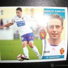 Cromos de Fútbol: SERGIO GARCIA DEL ZARAGOZA ALBUM ESTE LIGA - 2006- 2007 ( 06 - 07 ). Lote 183398400