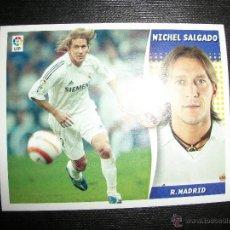 Figurine di Calcio: MICHEL SALGADO DEL REAL MADRID ALBUM ESTE LIGA - 2006- 2007 ( 06 - 07 ). Lote 272394618
