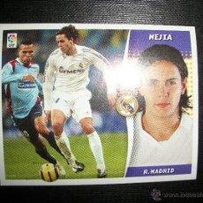 Figurine di Calcio: MEJIA DEL REAL MADRID ALBUM ESTE LIGA - 2006- 2007 ( 06 - 07 ). Lote 272394813