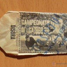 Figurine di Calcio: CAMPEONATO DE LIGA 1968-1969, 68-69 - EDITORIAL FHER - SOBRE VACIO, SIN CROMOS. Lote 40594442