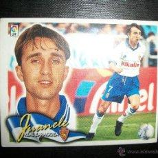 Cromos de Fútbol: JUANELE ZARAGOZA ALBUM ESTE LIGA 2000 - 2001 ( 00 - 01 ) . Lote 45952165