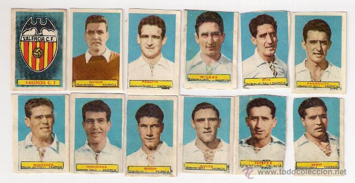 Resultado de imagem para valencia 1953/1954
