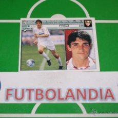Cromos de Fútbol: CROMO DE FUTBOL,FREDI DEL SEVILLA F.C.,(SIN PEGAR),LIGA ESTE 2001-2002/01-02. Lote 268898114