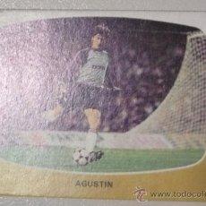 Cromos de Fútbol: AGUSTIN REAL MADRID 84-85 CROMOS CANO 1984-85. Lote 139227573
