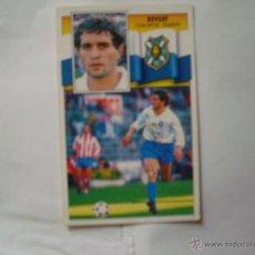 Fußball-Sticker - tenerife revert ediciones este 1990-1991 90-91 sin pegar - 58471464