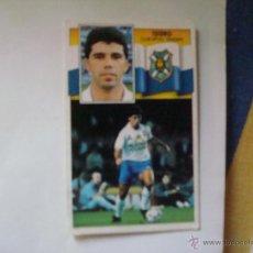 Cromos de Fútbol: TENERIFE ISIDRO EDICIONES ESTE 1990-1991 90-91 SIN PEGAR. Lote 41044941