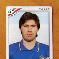 Figurine di Calcio: ITALIA - 48 ANCELOTTI - MÉXICO 86 - EDITORIAL PANINI 1986 - NUNCA PEGADO. Lote 41299261