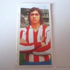 Cromos de Fútbol: FRAGUAS – AT.MADRID (COLECCIÓN ESTE 75/76) DIFÍCIL. Lote 41564000