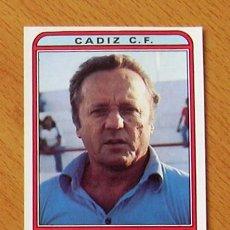 Cromos de Fútbol: CÁDIZ - 82 MILOSEVIC - FUTBOL 82 PANINI 1981-1982, 81-82 - NUNCA PEGADO. Lote 41682569
