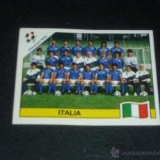 Cromos de Fútbol: MUNDIAL ITALIA 90 - PANINI - 41 SELECCIÓN ITALIA - ( NUNCA PEGADO ). Lote 41760744