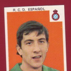 Cromos de Fútbol: R.C.D. ESPAÑOL - EDITORIAL MAGA 1978-1979 - 1 CROMO NUNCA PEGADO 50 URRUTICOECHEA. Lote 37180769