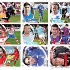Cromos de Fútbol: ESTE 2012/13 FICHAJES DE INVIERNO. Lote 41871332
