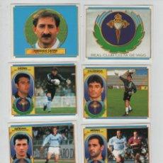 Cromos de Fútbol: ESTE 96-97 REAL CLUB CELTA DE VIGO.. Lote 42329609