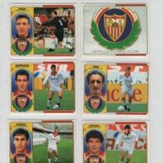 Cromos de Fútbol: ESTE 96-97 SEVILLA FUTBOL CLUB.. Lote 42330510