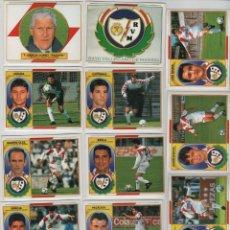 Cromos de Fútbol: ESTE 96-97 RAYO VALLECANO DE MADRID.. Lote 42330899