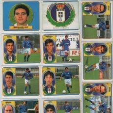 Cromos de Fútbol: ESTE 96-97 REAL OVIEDO.. Lote 42331944