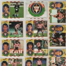 Cromos de Fútbol: ESTE 96-97 CLUB DEPORTIVO LOGROÑES.. Lote 42333307
