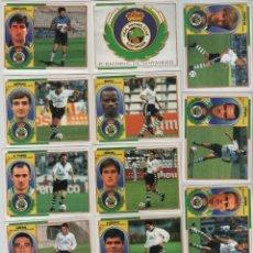 Cromos de Fútbol: ESTE 96-97 REAL RACING CLUB DE SANTANDER.. Lote 42333746