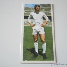 Cromos de Fútbol: VELÁZQUEZ – R.MADRID (COLECCIÓN ESTE 75/76). Lote 42368106