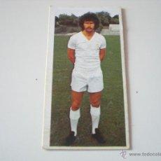 Cromos de Fútbol: BREITNER – R.MADRID (COLECCIÓN ESTE 75/76). Lote 42368166