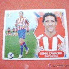 Cromos de Fútbol: ED. ESTE 08-09 COLOCA DIEGO CAMACHO (SPORTING) SIN PEGAR. Lote 42379026